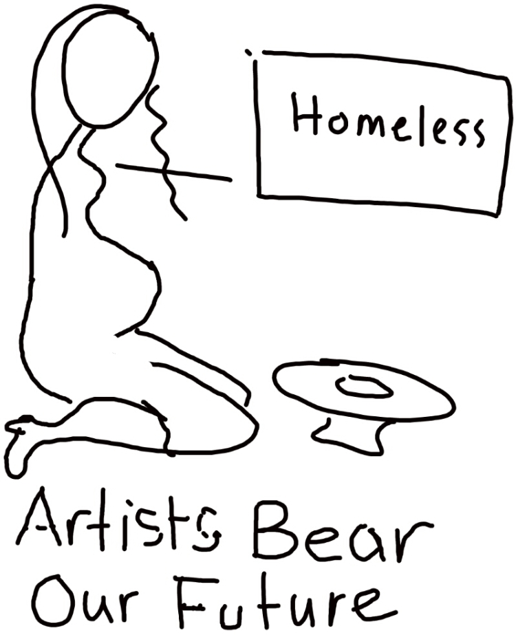 Artists Bear Our Future